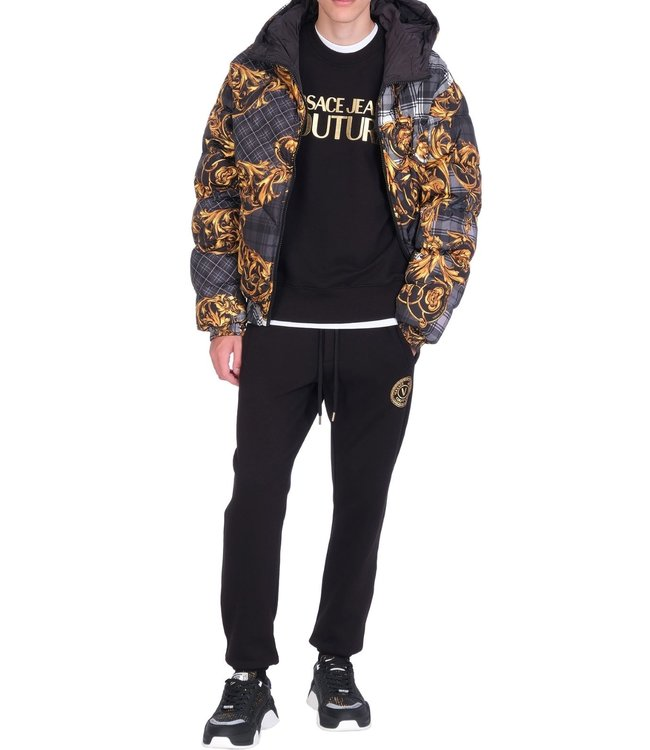 Versace Jeans couture Jacket Highland Baroque print