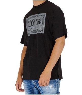 Versace Jeans couture T-shirt Reflective-Black