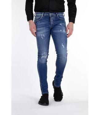 Richesse Jeans Milan-Blue