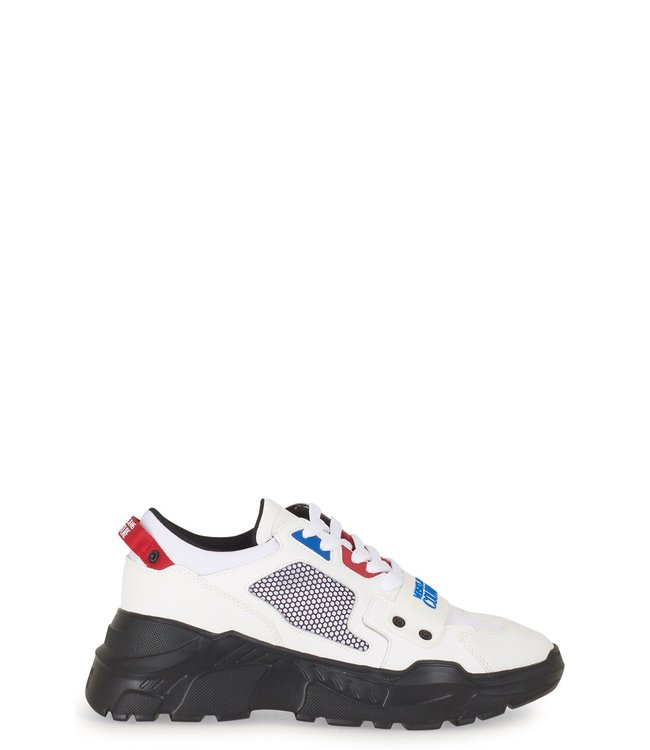 Versace Jeans couture Sneaker-White-red/blue