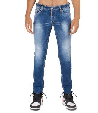 Dsquared2 Jeans  Milano Slim-Blue