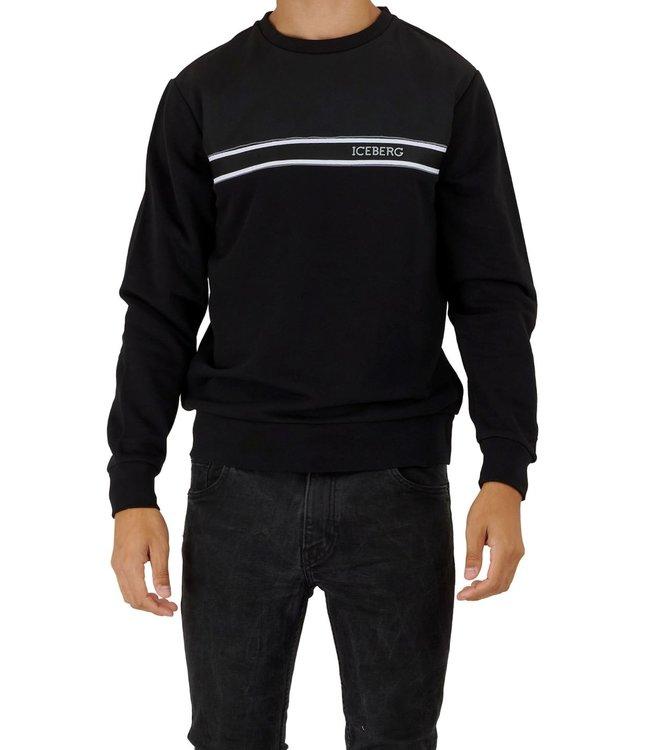 ICEBERG Sweater-0E013-Black