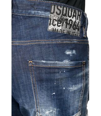 Dsquared2 Jeans 1964 cool guy-Blue