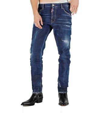 Dsquared2 Jeans Skater-Blue