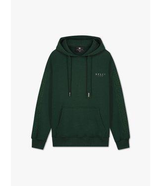 Xplicit Link hoodie-Green
