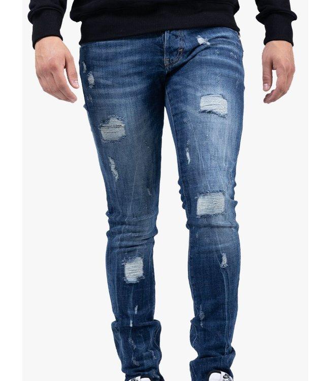Xplicit Jeans Montreal-Blue 2.0
