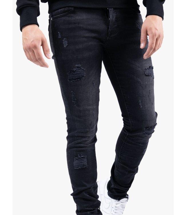 Xplicit Jeans Montreal-Black 2.0