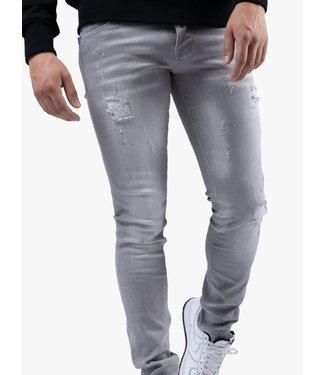 Xplicit Jeans Darren-Light grey