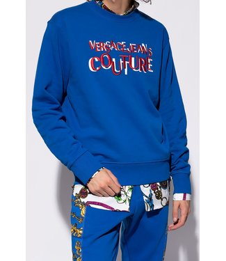 Versace Jeans couture Sweater Logo Embro