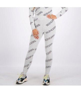 Reinders Pants all over-Quiet grey