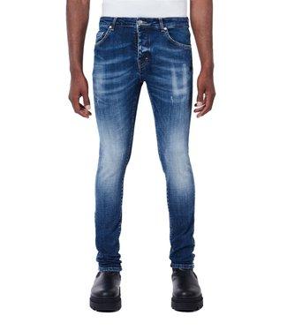 Mybrand Base wash-Denim jeans