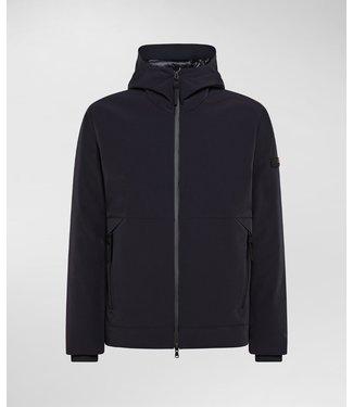 Peuterey Jacket Loge-Nero