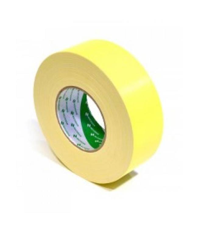 Nichiban Gaffa Tape 50mm x 50m Gelb