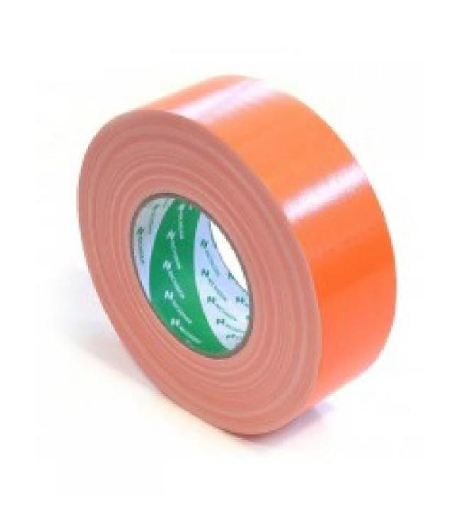 Nichiban Gaffa Tape 50mm x 50m Oranje