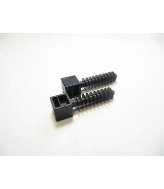 Tyrap-Deal.com Muurplug tot 9 mm kabelbinders