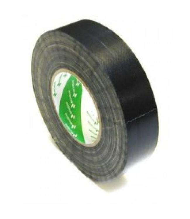 Nichiban Gaffa Tape 38mm x 50m Schwarz