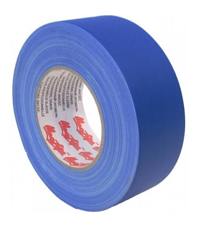 Magtape Magtape Gaffa Matt500 50 mm x 50 m Blau