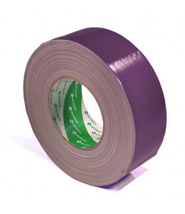 Nichiban Gaffa Tape 50mm x 50m Paars
