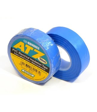 Advance Advance AT7 PVC tape 19mm x 20m Blauw