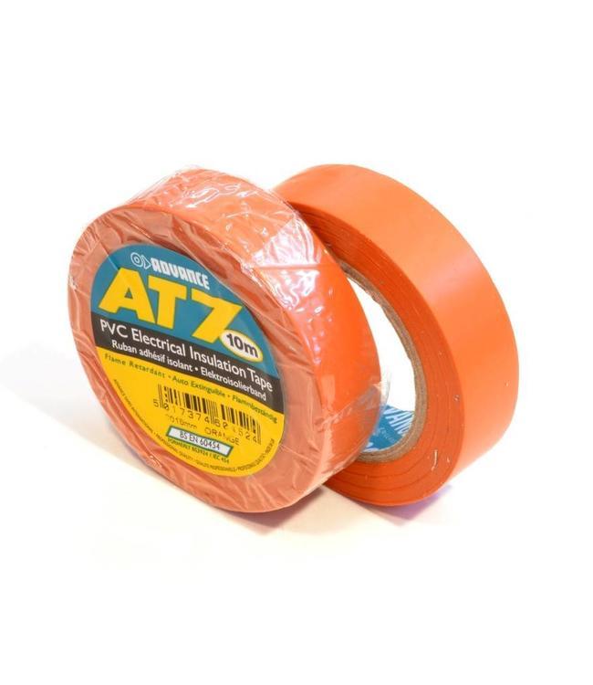 Advance AT7 PVC tape 19mm x 20m Oranje