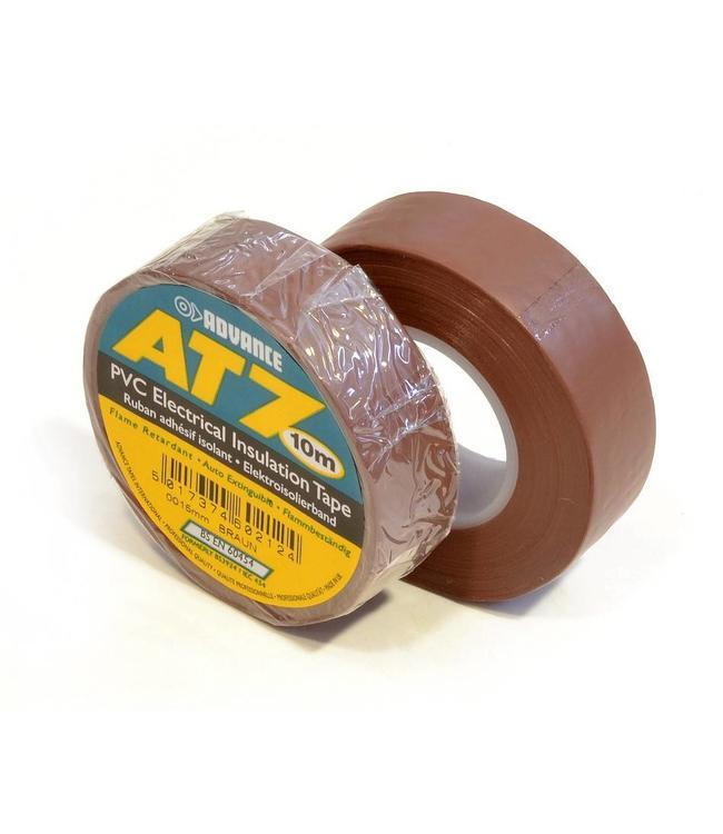 Advance Advance AT7 PVC tape 19mm x 20m Bruin