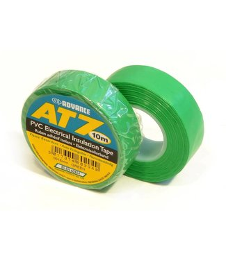 Advance Advance AT7 PVC tape 19mm x 20m Groen