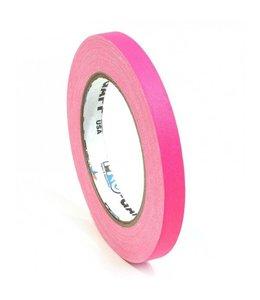 Pro-Gaff Pro-Gaff neon gaffa tape 12mm x 22,8m Roze