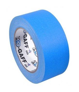 Pro Tapes PRO-GAff Neon Gaffa Tape 48mm x 22.8m bleu