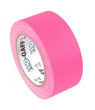 Pro Tapes PRO-GAff Neon Gaffa Tape 48mm x 22,8 m rose