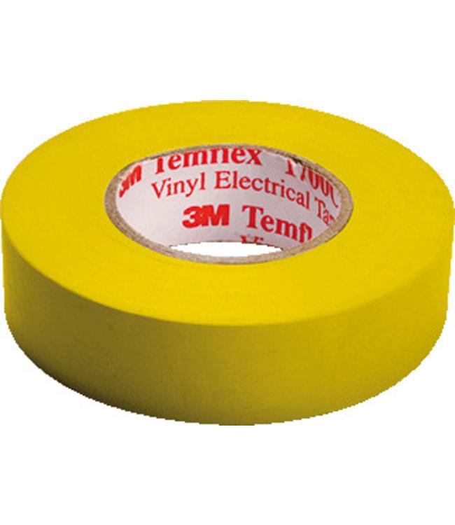 3M Isolatietape 15 mm x 10 m T1500 Geel