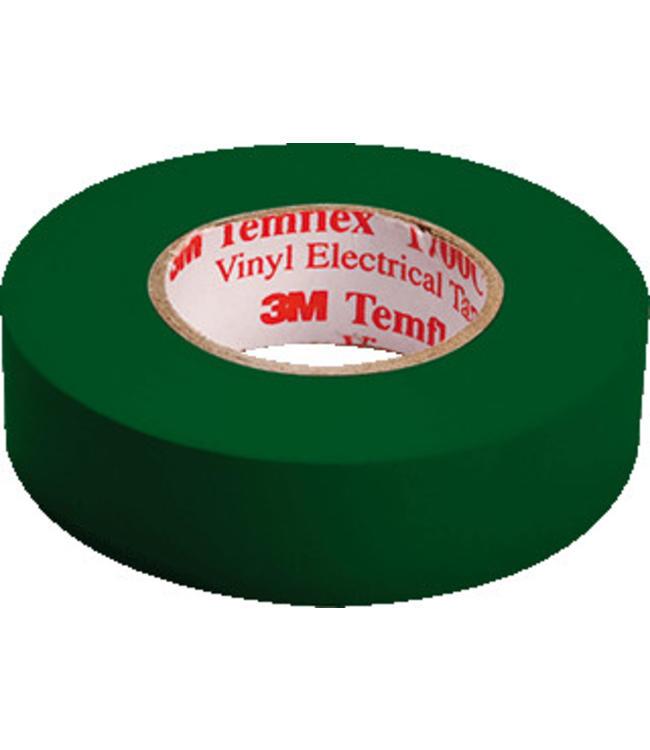 3M Isolatietape 15 mm x 10 m T1500 Groen