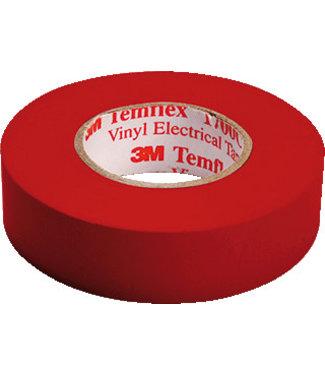 3M 3M Isolatietape 15 mm x 10 m T1500 Rood