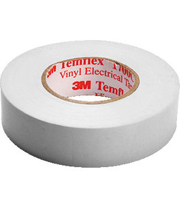 3M 3M Isolatietape 19mm x 20m T1500 Wit