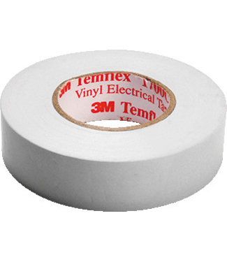 3M Tape isolante 3M 19mm x 20m T1500 blanc