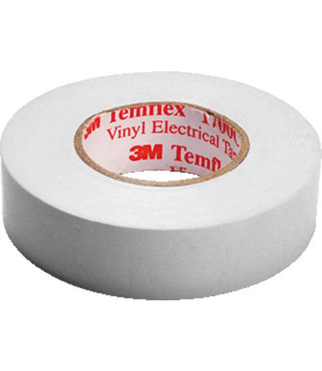 3M 3M Isolatietape 19mm x 20m T1500 Wit