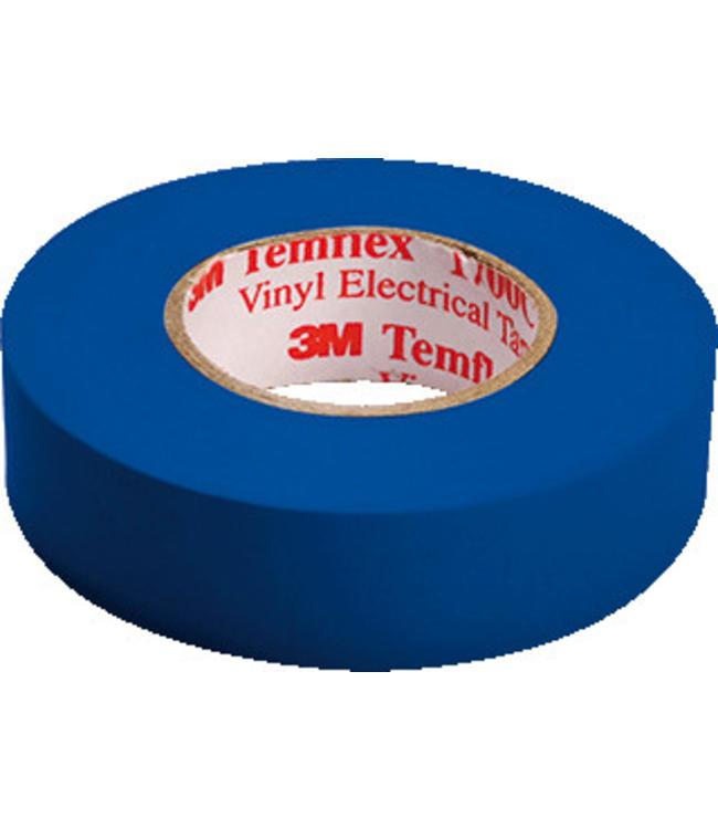 3M Isolatietape 19mm x 20m T1500 Blauw