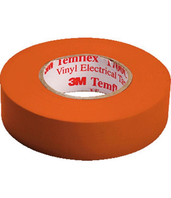 3M 3M Isolatietape 19mm x 20m T1500 Oranje