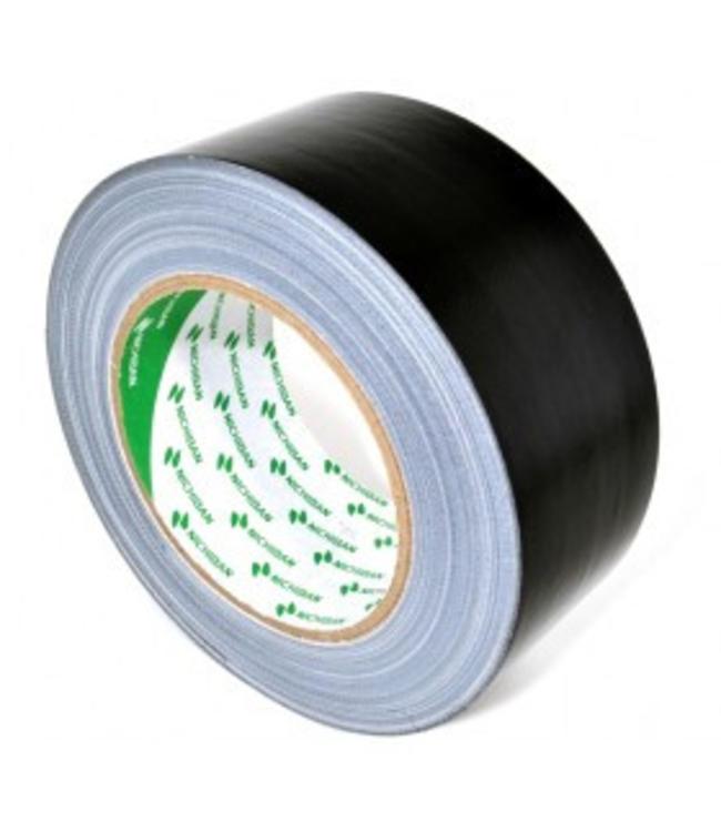 Nichiban Gaffa Tape 50mm x 25m Schwarz NT116