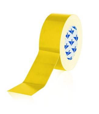 Deltec Deltec Gaffa Tape Pro 50mm x 25m Geel