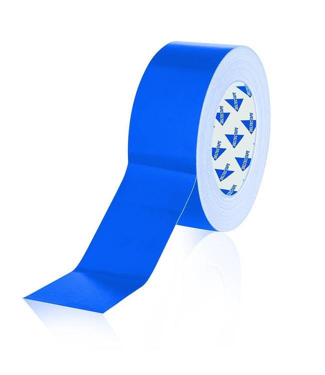 Deltec Gaffa Tape Pro 50mm x 25m Blauw