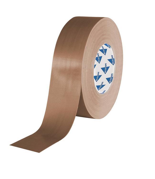 Deltec Gaffa Tape Pro 50mm x 25m Brown