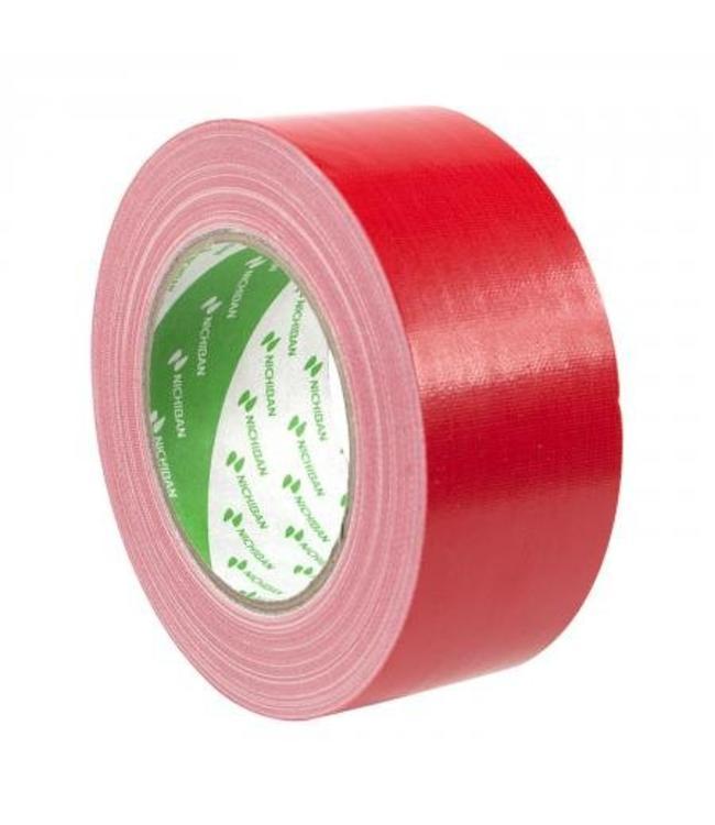 Nichiban Gaffa Tape 50mm x 25m rot