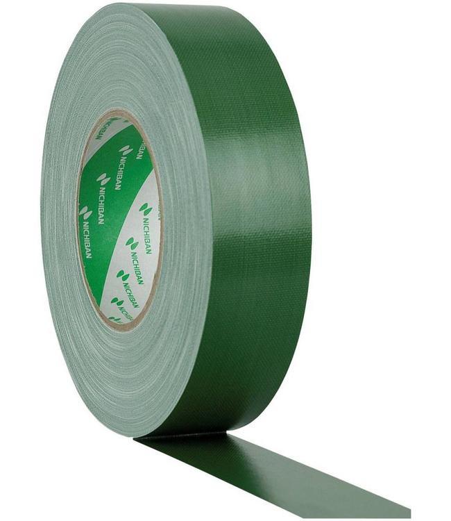 Nichiban Gaffa Tape 38mm x 50m Groen