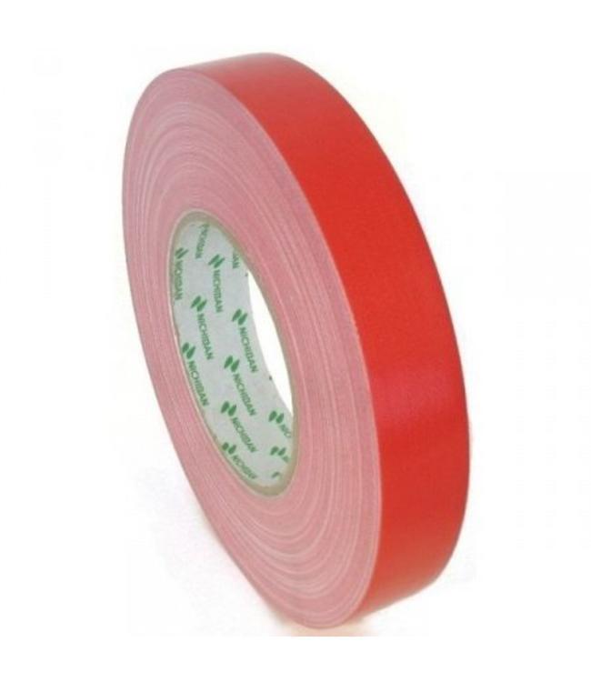 Nichiban Gaffa Tape 25mm x 50m Rood