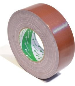 Nichiban Nichiban Gaffa Tape 25mm x 50m Bruin