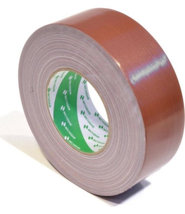 Nichiban Gaffa Tape 25mm x 50m Bruin