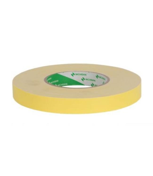 Nichiban Gaffa Tape 19mm x 50m Gelb