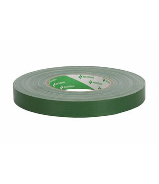 Nichiban Nichiban Gaffa Tape 19mm x 50m Groen