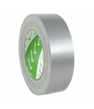 Nichiban Nichiban Gaffa Tape 38mm x 25m Grau