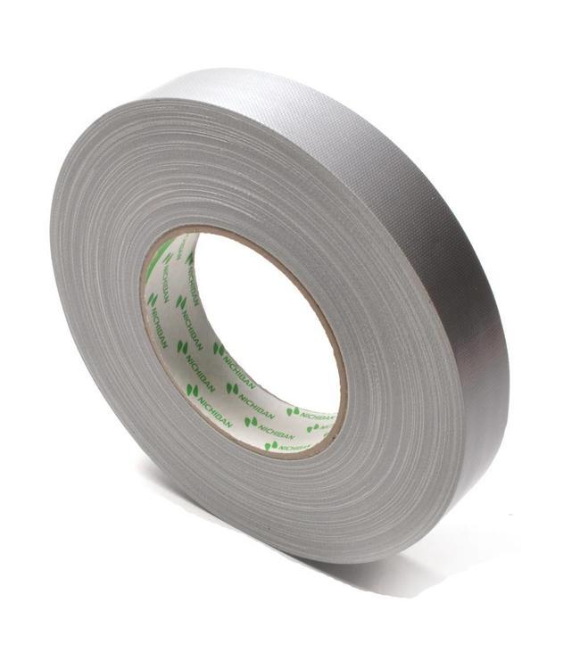 Nichiban Gaffa Tape 25mm x 50m Grau NT116
